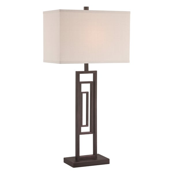 Lite Source Bronx 1-light Table Lamp