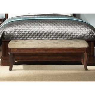 Liberty Autumn Brown RTA Bed Bench