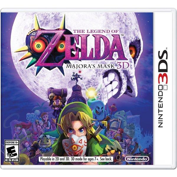 Nintendo 3DS - Legend Of Zelda: Majora's Mask 3D 14347974