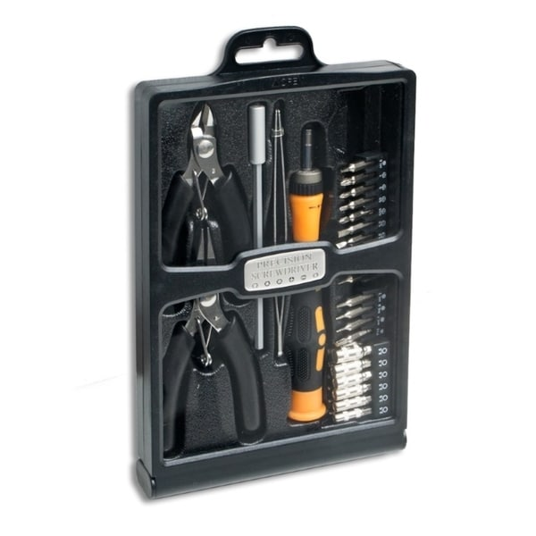 Syba 32 Pieces Hobby Tool Kit Precision Screwdriver Set