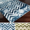 Artfully Crafted Emily Chevron Area Rug (2'2 x 3')