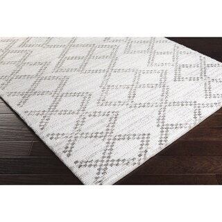 Belgian Made Alice Geometric Area Rug -(8' x 10')