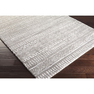 Belgian Made Cora Geometric Area Rug -(9' x 12')