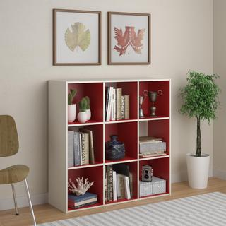Wink 9 Cube Storage Bookcase