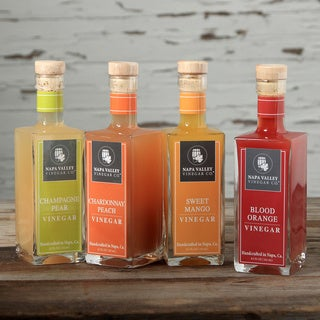 Napa Valley Vinegar Classic Collection (Set of 4)