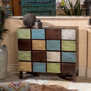 Christopher Knight Home 'Courtland' Mulitcolored Cabinet