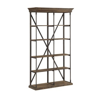 Christopher Knight Home Hylas Medium Brown Bookcase