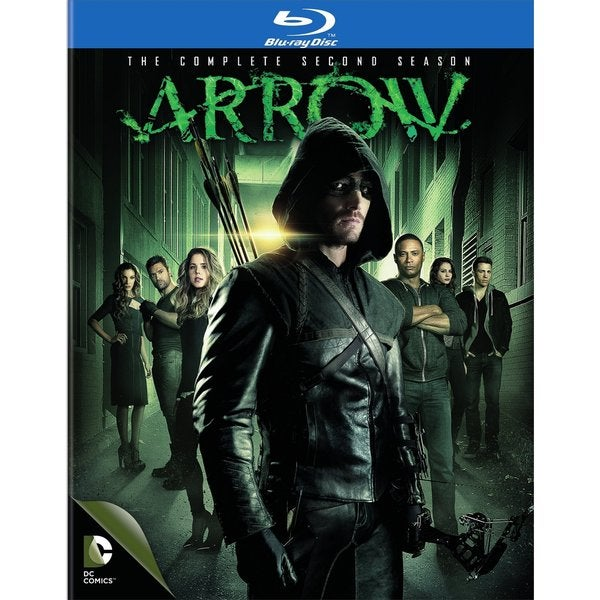 Arrow: The Complete Second Season (Blu-ray Disc) 14350310