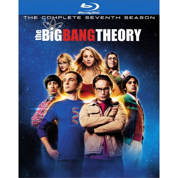 The Big Bang Theory: The Complete Seventh Season (Blu-ray Disc) 14350311