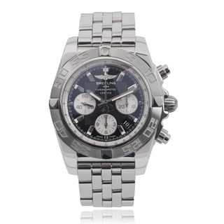 Breitling Men's AB011012/B967 'Chronomat 44' Chronograph Watch