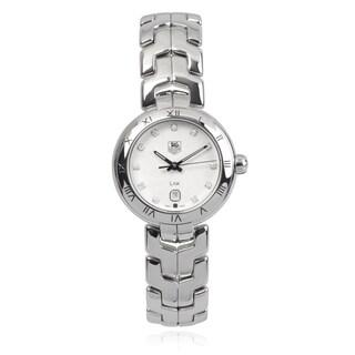 Tag Heuer THWAT1411-BA0954 2/5 TDW Stainless Steel Link Watch