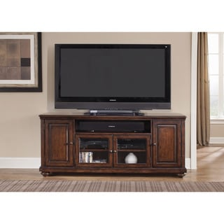 Liberty Martinique Java Entertainment TV Stand