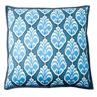 Marvel Blue Square Decorative Pillow