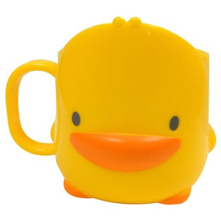 Toddler Orange Duckling Cup