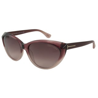 Tom Ford Women's TF0231 Martina Cat-Eye Sunglasses