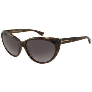 Tom Ford Women's TF0231 Martina Cat-Eye Sunglasses