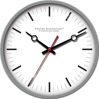 12-inches Moderna Wall Clock