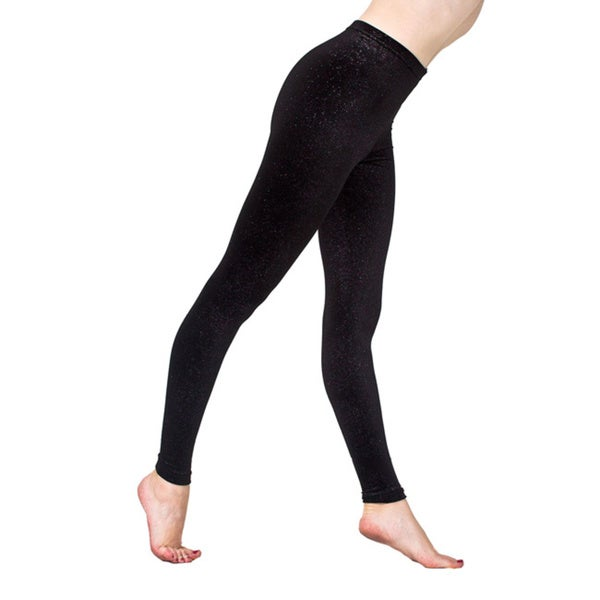 American Apparel Stretch Velvet Leggings