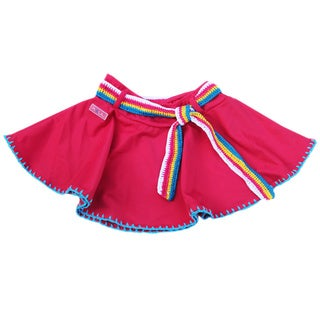 Azul Swimwear Girls' Hippie Hippie Shake Skirt
