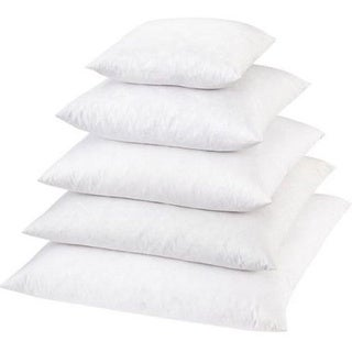 White Down Feather 20-inch Square Pillow (1 or 2-pack)