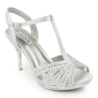 Celeste Women's Gaga-10 High Heel Sandals