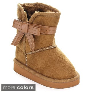 Rck Bella Rossi-1 Infant Baby Girl's Lovely Snow Boots