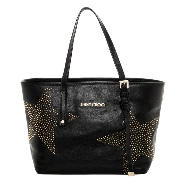 Jimmy Choo Small Star-Studded Tote