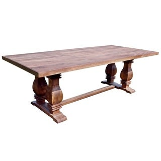 Christopher Knight Home Hapur Natural Dining Table