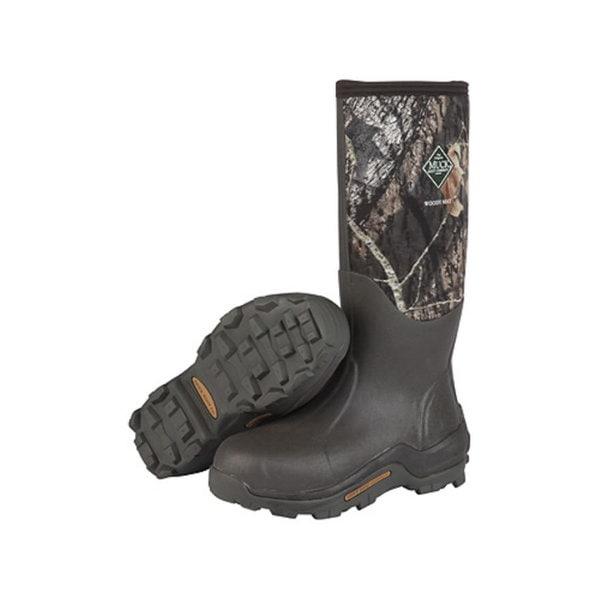 Muck Boot Company Woody Max Hunting Mossy Oak WDM-MOBU