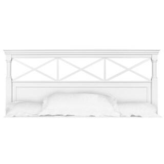 Magnussen B2026 Kasey Wood King Panel Bed Headboard