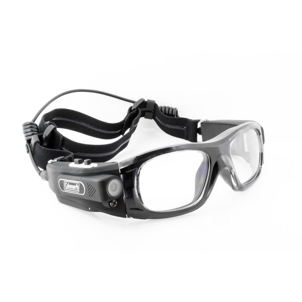 Coleman VisionHD Full 1080p HD Sports Goggles with Built-in Video Camera