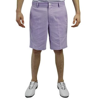FootJoy Men's Chambray Lavender Golf Shorts