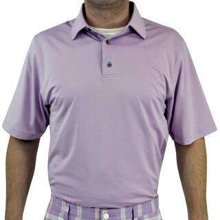 FootJoy Men's Stretch Stripe Golf Polo Shirt