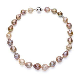 South Sea Look Freshwater Pearl Necklace (12-15mm)