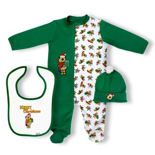 Spencer's Lil' Christmas Sleep 'n Play Set