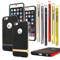 Gearonic Hard Bumper Rubber Case Cover for Apple iPhone 6 Plus 5.5