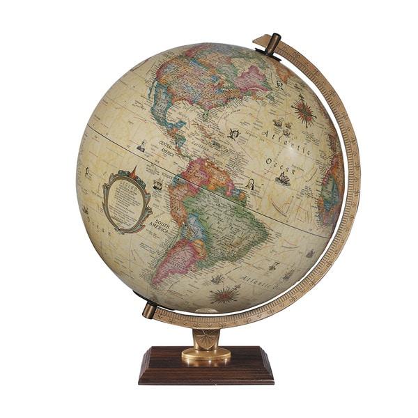 Carlyle Illuminated Desktop Globe