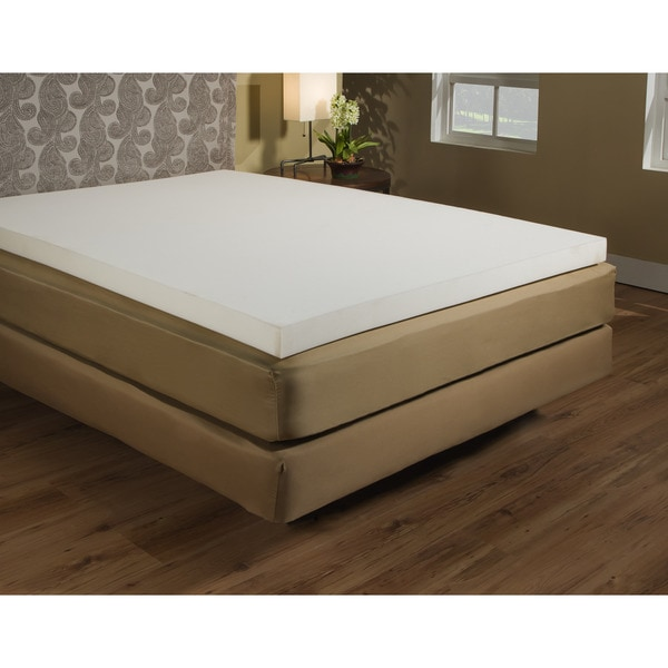 2.5-inch Memory Foam Mattress Topper