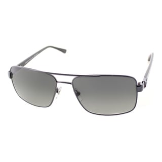 Versace Men's VE 2141 1255X1 Anthracite Metal Sunglasses