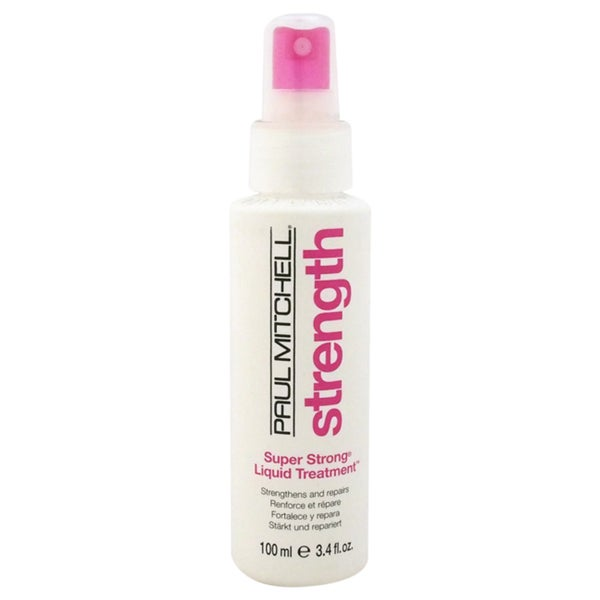 Paul Mitchell Super Strong Liquid 3.4-ounce Treatment