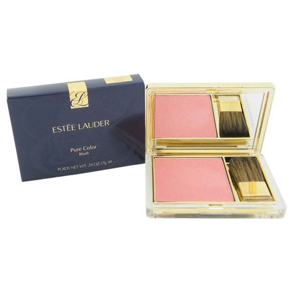 Estee Lauder Pure Color #02 Pink Kiss (Satin) Blush