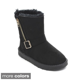 Via Pinky Coco-23F Kid's Big Girls Snow Boots