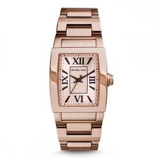 Michael Kors Women's MK5969 'Denali' Rose Gold Tone Ion Plated Stainless Steel Watch
