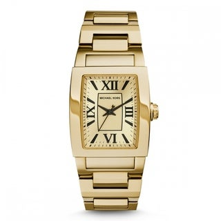 Michael Kors Women's MK5968 Denali Goldtone Watch