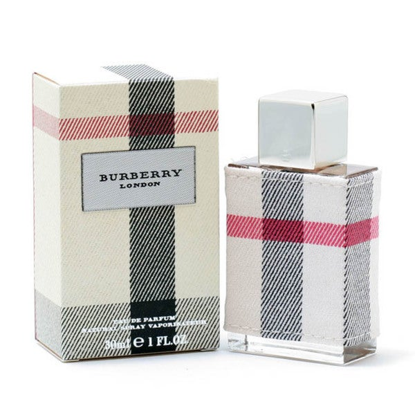 Burberry London Women's 1-ounce Eau de Parfum Spray with Cloth-covered Bottle