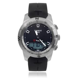 Tissot 'T-Touch II T047' 420-17-051-00 Watch