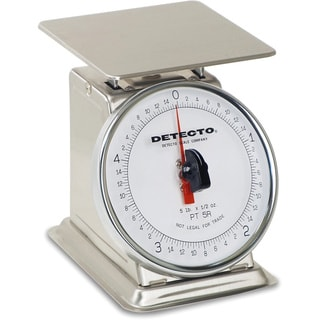 Detecto PT-5-SR Top Loader 12-inch Dial Scale
