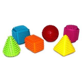 Hedstrom Sensory Shapes Assorted Blocks (Pack of 3)