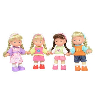 New York Collection 8-inch Girl Children's Doll