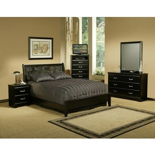 Sandberg Furniture Metro Park Bedroom Set